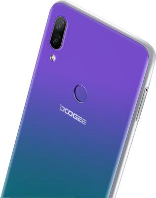 Смартфон Doogee Y7 Aurora Blue 14