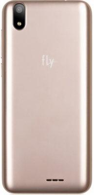 Смартфон Fly Life Compact Champagne 2