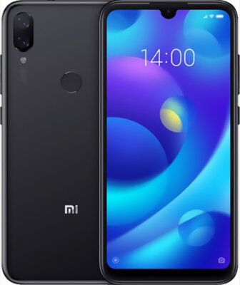 Смартфон Xiaomi Mi Play 4/64GB Black 3