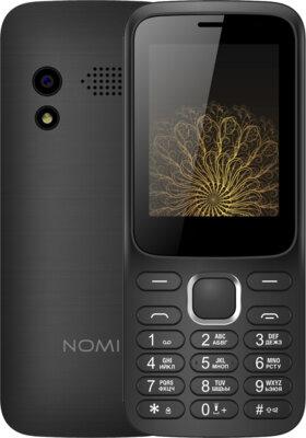 Мобильный телефон Nomi i248 Black 3