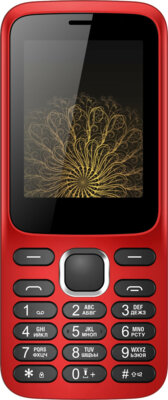 Мобильный телефон Nomi i248 Red 1