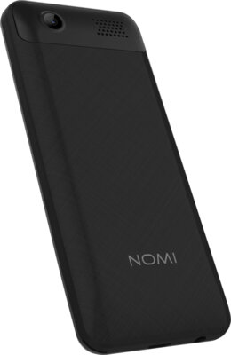 Мобильный телефон Nomi i249 Black 4