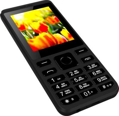 Мобильный телефон Nomi i249 Black 6