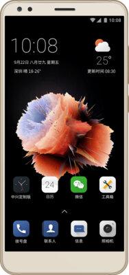 Смартфон ZTE Blade V9 3/32GB Gold 1