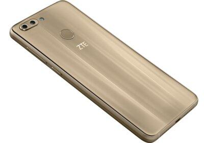 Смартфон ZTE Blade V9 3/32GB Gold 5