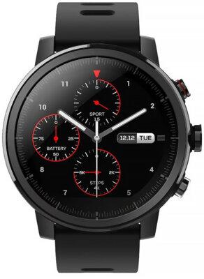 Умные часы Amazfit Stratos+ Black 1