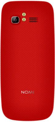 Мобильный телефон Nomi i281+ Red 2