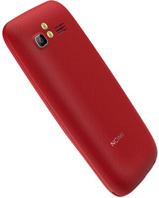 Мобильный телефон Nomi i281+ Red 5