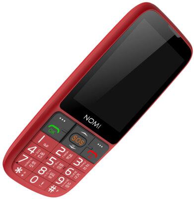 Мобильный телефон Nomi i281+ Red 6