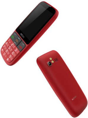 Мобильный телефон Nomi i281+ Red 7