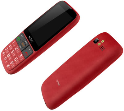 Мобильный телефон Nomi i281+ Red 9