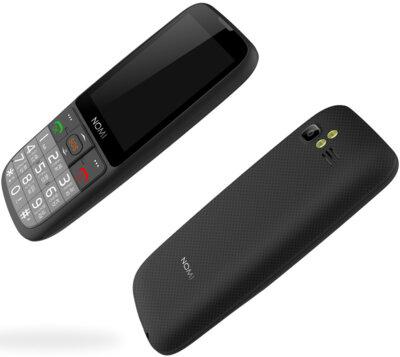 Мобильный телефон Nomi i281+ Black 3