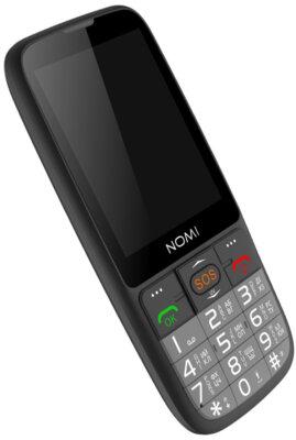 Мобильный телефон Nomi i281+ Black 7