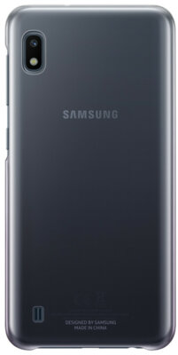 Чехол Samsung Gradation Cover Black для Galaxy A10 A105F 1
