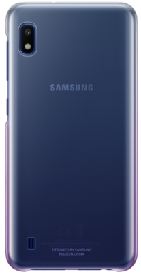 Чохол Samsung Gradation Cover Violet для Galaxy A10 A105F 1