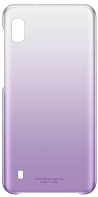 Чохол Samsung Gradation Cover Violet для Galaxy A10 A105F 2