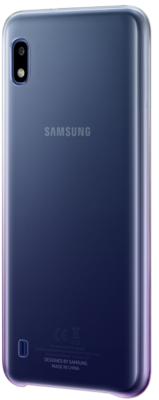 Чохол Samsung Gradation Cover Violet для Galaxy A10 A105F 4