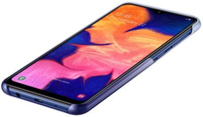 Чохол Samsung Gradation Cover Violet для Galaxy A10 A105F 5