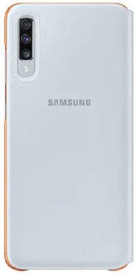 Чехол Samsung Wallet Cover White для Galaxy A70 A705F 1