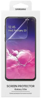 Защитная пленка Samsung Screen Protector для Galaxy S10e G970 1