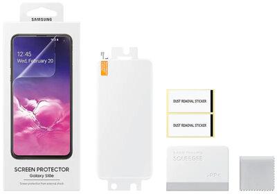 Защитная пленка Samsung Screen Protector для Galaxy S10e G970 2