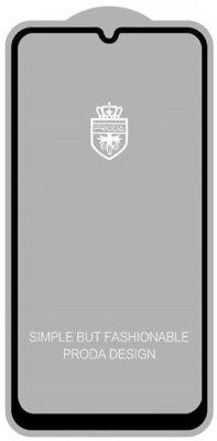 Защитное стекло Proda для Samsung Galaxy A40 Black 1