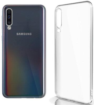 Чохол GlobalCase TPU Extra Slim для Samsung Galaxy A50 A505 Light 1