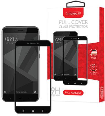 Защитное стекло Intaleo Full Glue Glass для Galaxy A50 A505 Black 2