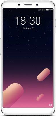 Смартфон Meizu M6s 32Gb Silver 1