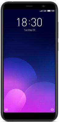 Смартфон Meizu M6T 16Gb Black 1