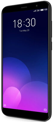 Смартфон Meizu M6T 16Gb Black 3