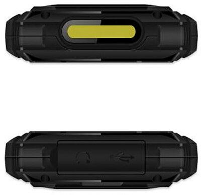 Мобильный телефон Sigma X-Treme AZ68 Black 5