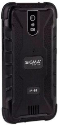 Смартфон Sigma Х-treme PQ29 Black 3