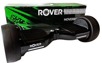 Гироборд ROVER A10 Black rim White 6
