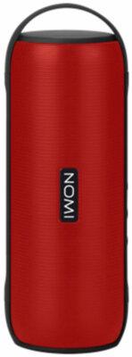 Портативная акустика Nomi BT 525 Play Duos Red 1