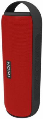 Портативная акустика Nomi BT 525 Play Duos Red 2