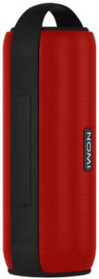 Портативная акустика Nomi BT 525 Play Duos Red 3