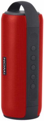 Портативная акустика Nomi BT 525 Play Duos Red 4
