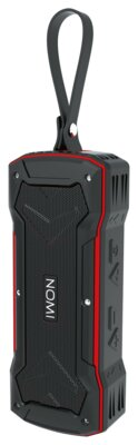 Портативная акустика Nomi Extreme Black-Red 1