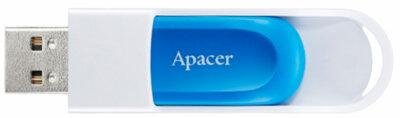 Накопитель APACER AH23A 16GB White 2