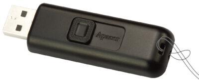 Накопичувач APACER AH328 16GB Silver 4