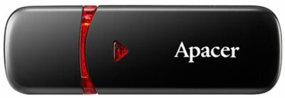 Накопитель APACER AH333 32GB Black 2