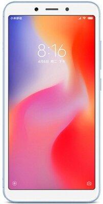 Смартфон Xiaomi Redmi 6 3/32GB Blue 1
