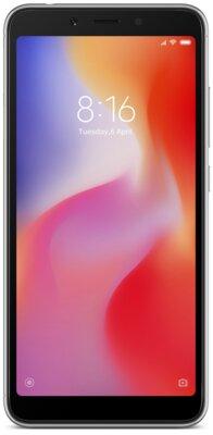 Смартфон Xiaomi Redmi 6 3/32GB Black 1