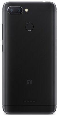 Смартфон Xiaomi Redmi 6 3/32GB Black 3