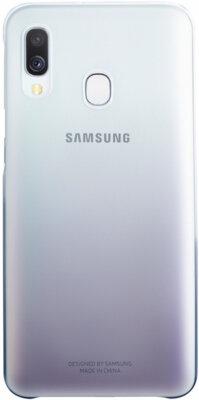 Чехол Samsung Gradation Cover Black для Galaxy A40 A405F 1