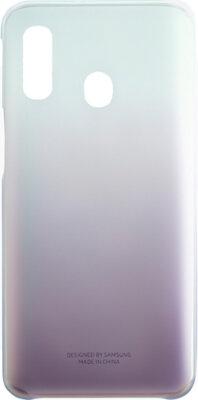 Чехол Samsung Gradation Cover Black для Galaxy A40 A405F 2