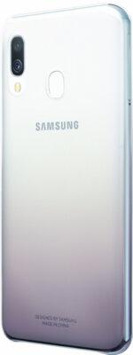 Чехол Samsung Gradation Cover Black для Galaxy A40 A405F 4