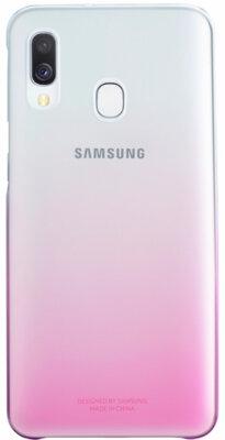 Чехол Samsung Gradation Cover Pink для Galaxy A40 A405F 1
