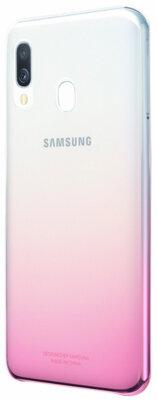 Чехол Samsung Gradation Cover Pink для Galaxy A40 A405F 4